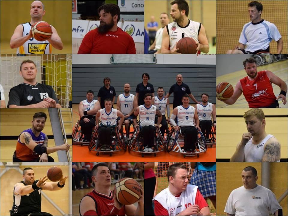Český národní tým 2017